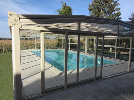 Abri piscine fixe visiopool abri piscine et abri spa for Piscine ondine estaires