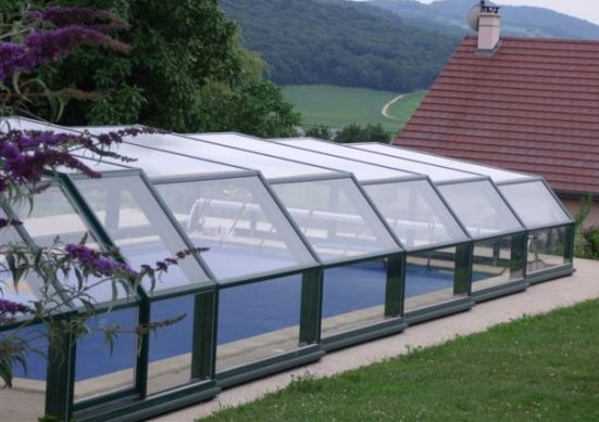 A perfect view with the medium height enclosure