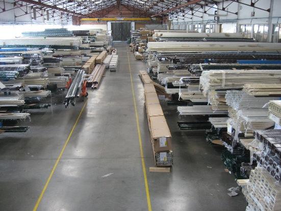 Le site de production abri piscine et abri spa venus for Abri piscine usine